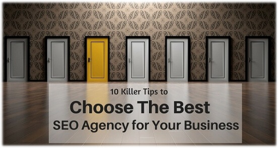 Choose best Seo Agency