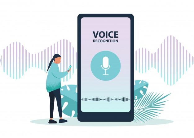 testing voice search