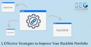 Improve Your Backlink