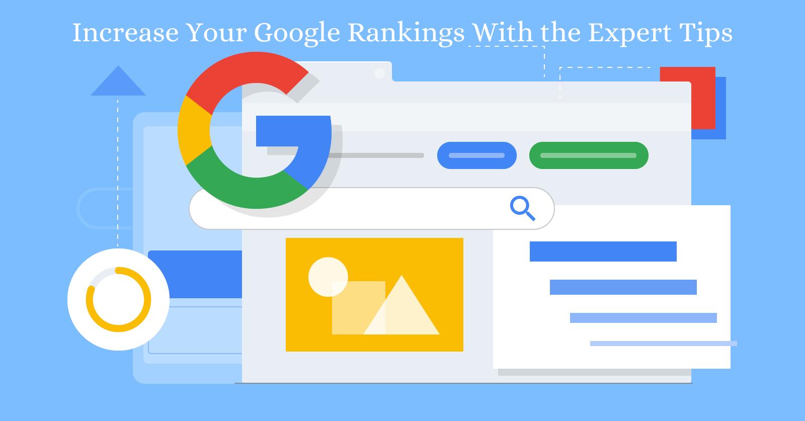 Increase Google Rankings